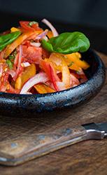 cheshire roasts salad